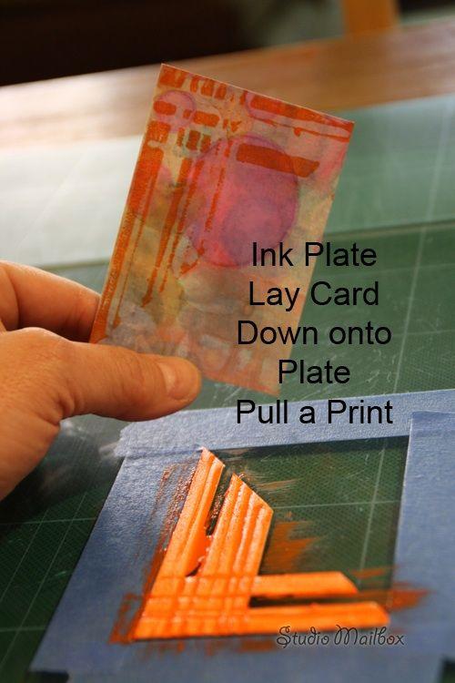 print artist tutorial