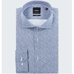 Sereno shirt, dark blue patterned StrellsonStrellson -  Sereno shirt, dark blue patterned StrellsonStrellson  - #blue #compasstatto #cutetatto #Dark #hiptatto #lotustatto #patterned #Sereno #shirt #StrellsonStrellson #tattohand #treetatto #wavetatto #wolftatto