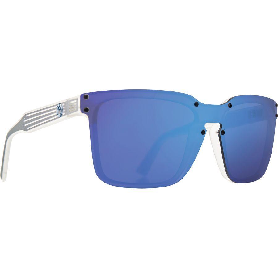 Matte Clear/Blue Ionized