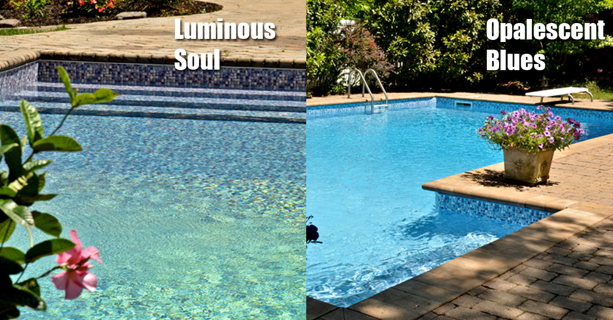 Pick which loop loc pearlessence pool liner you would install in