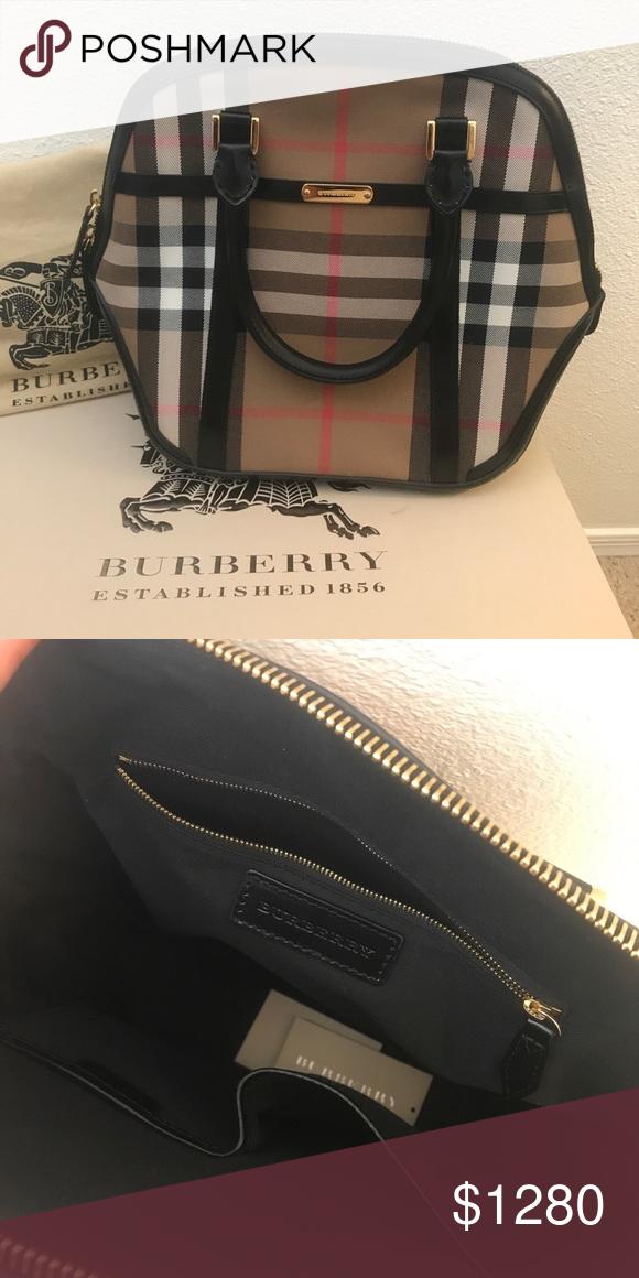 77e452a2d56d Authentic Burberry tote bag Brand new! Comes with its original box ...