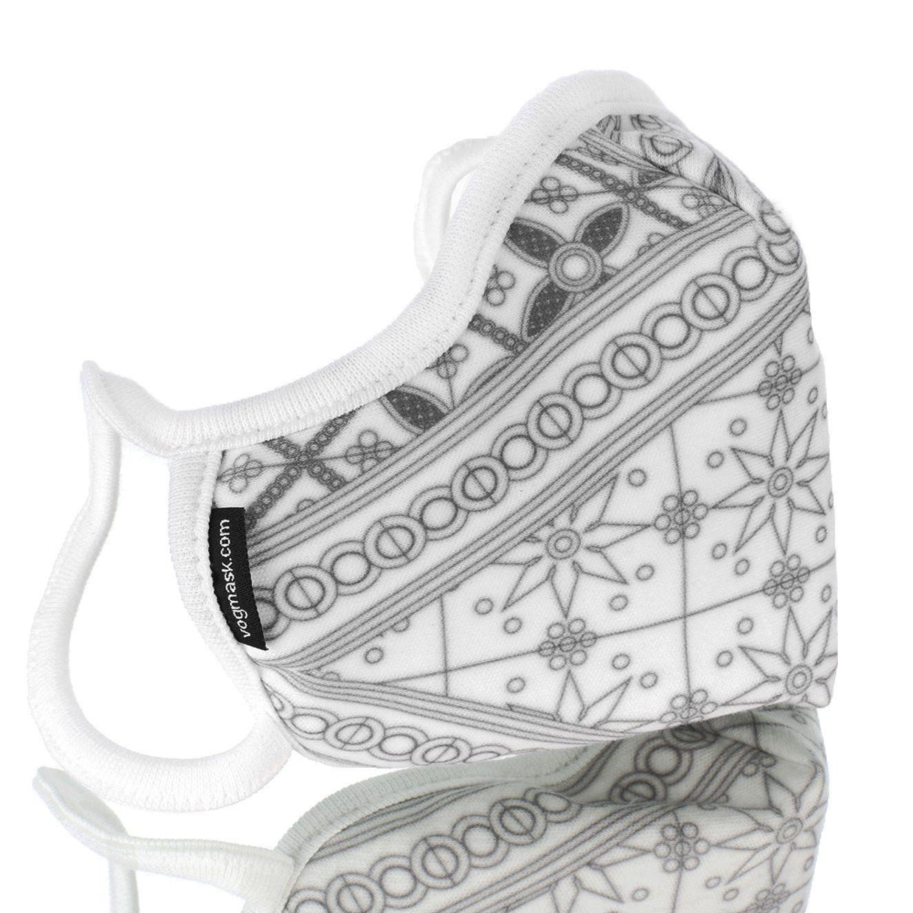 VOGMASK Organic Cotton Filtering Mask Batik