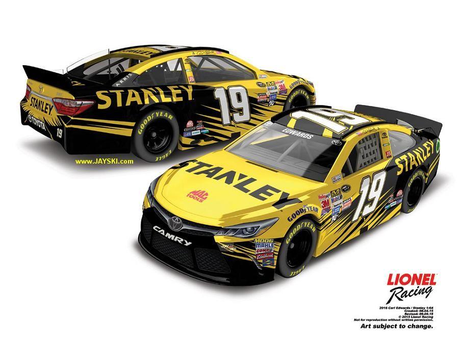 Jayski's® NASCAR Silly Season Site 2016 NASCAR Sprint