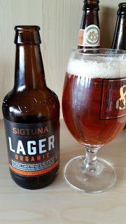 woom.one - Whisky Öl & Mat: Sigtuna - Organic Lager