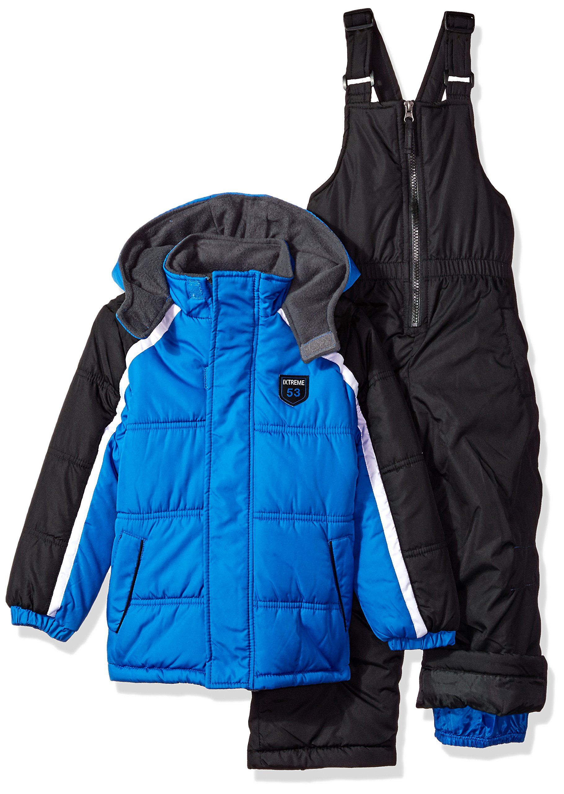 702c5c4c3c07 iXtreme Little Boys  Colorblock Snowsuit