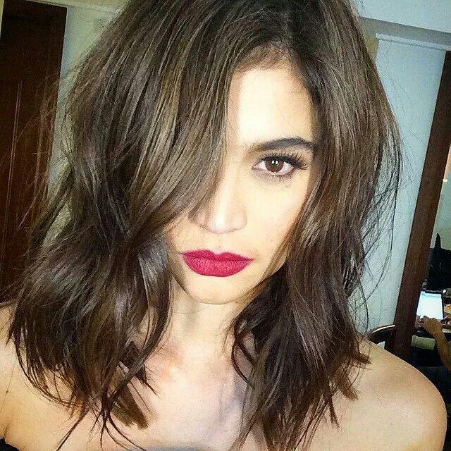 anne curtis new haircut