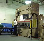 The Five Basic Types Of Light Based Guarding For Press Brakes Are
