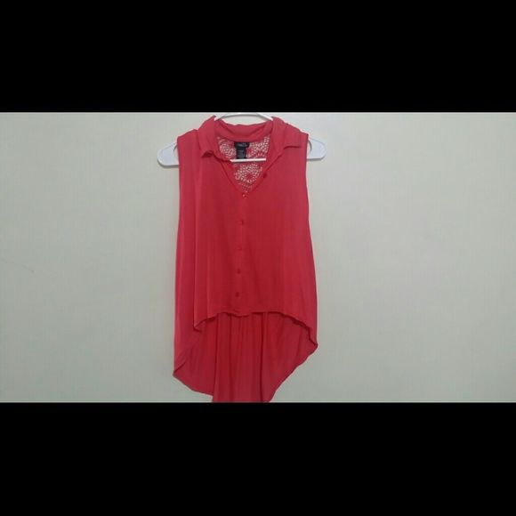 soft cloth women's blouse once used, with no diffect, no tear. Rue 21 Tops Blouses