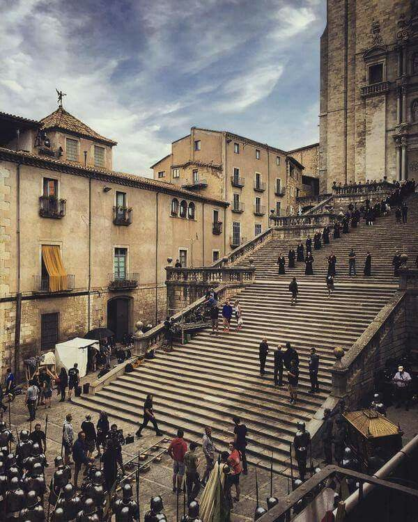 Game Of Thrones Locaties Catedral De Girona, Joc De Trons | Catalunya