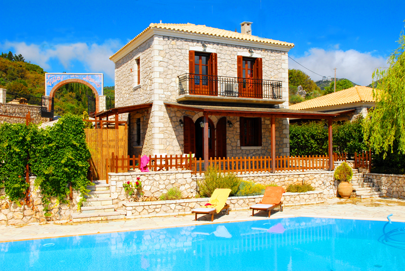 Villa For Rent In Lefkas. Private Holiday Home U2013 Lefkas, Greece For Rent #
