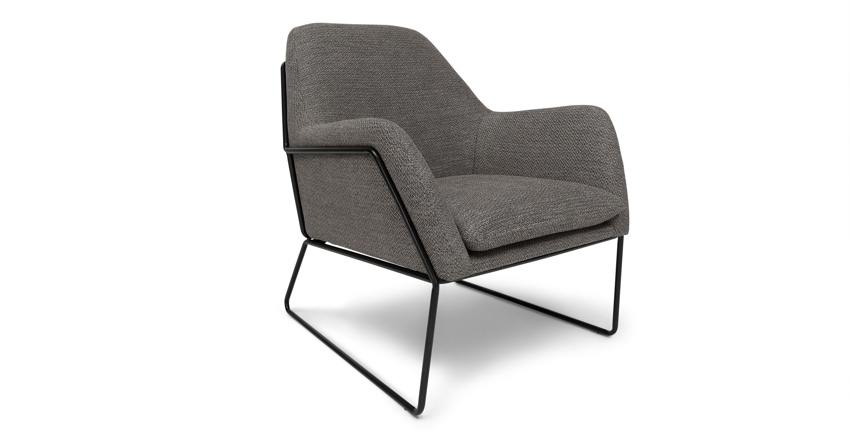 Forma Meteorite Gray Chair   Lounge Chairs   Article | Modern, Mid Century  And Scandinavian Furniture