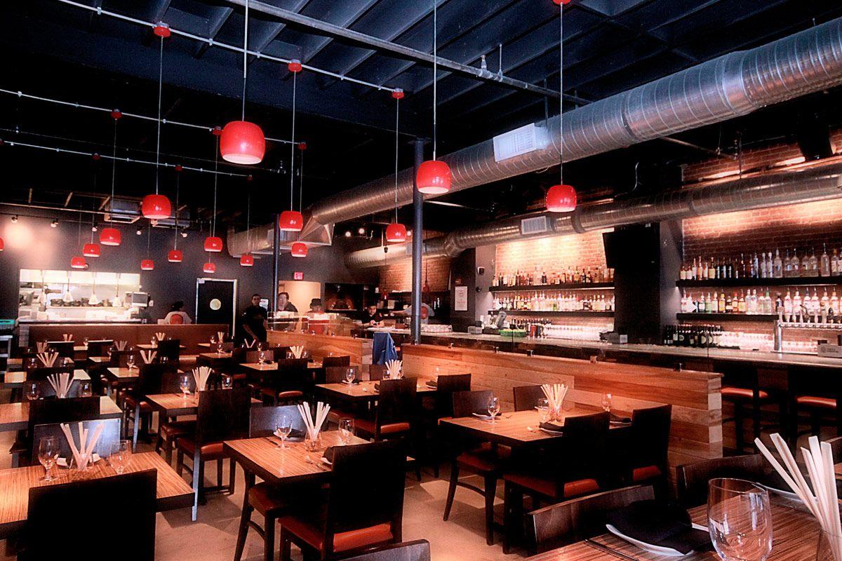 Gallery Asian Food Restaurant Dc 14th Street Asian