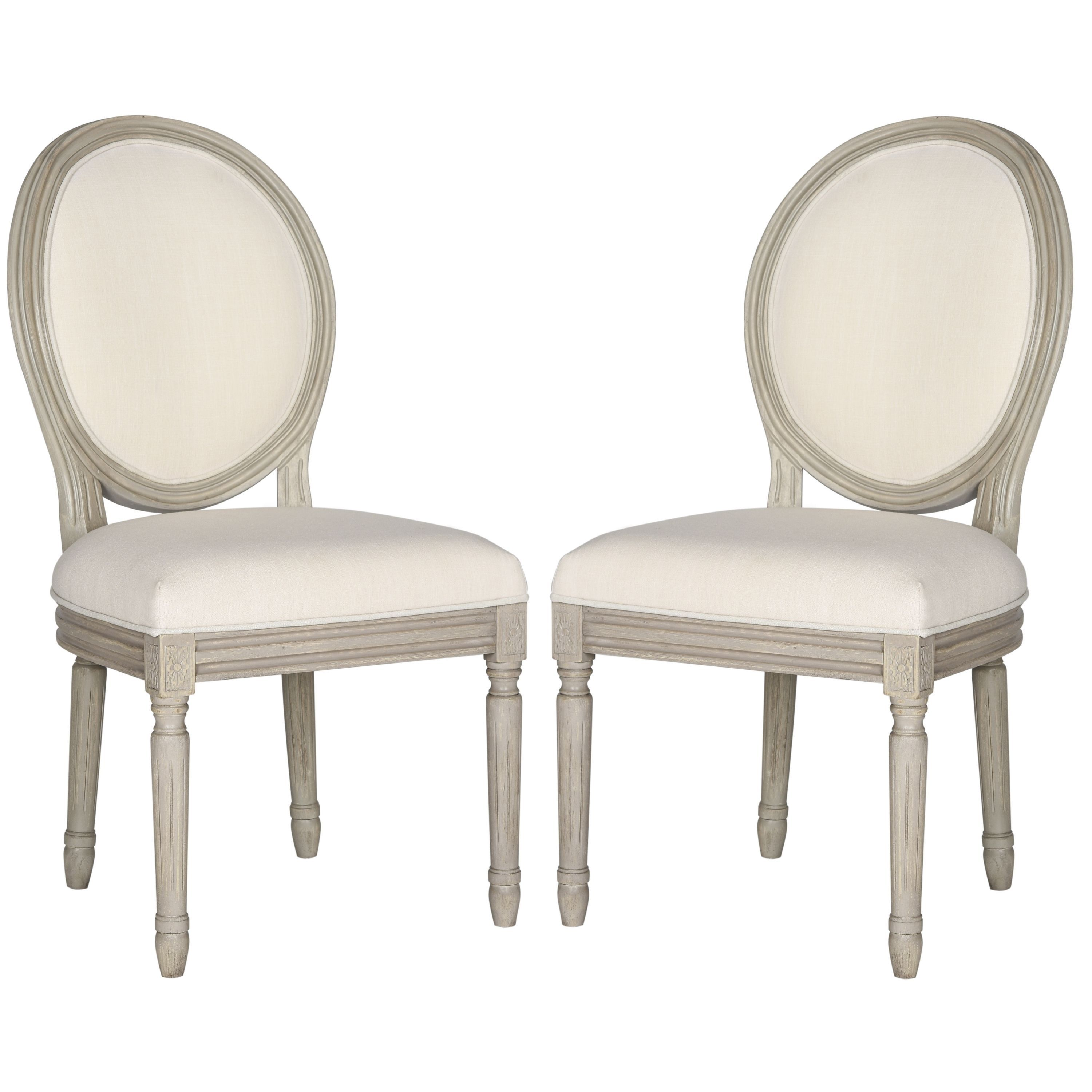 Brimming With French Country Charm This Set Of Two Dining