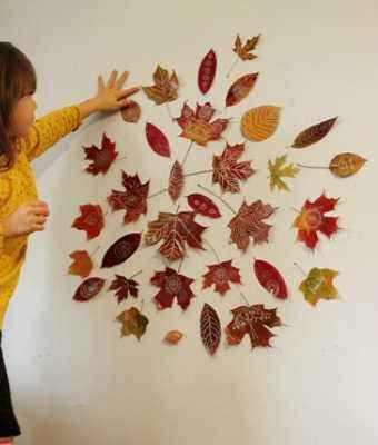 mandala de hojas otoño Pinterest Hoja, Enseñanza y Mandalas