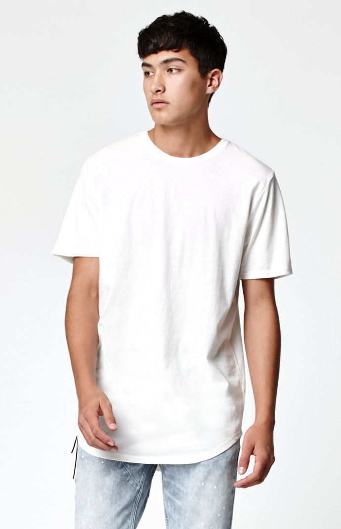7c3d5dda Erik Scallop T-Shirt   Short Sleeve Tees in 2019   Shirts, T shirt ...