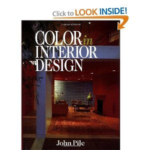 Color In Interior Design John Pile 9780070501652 Amazon