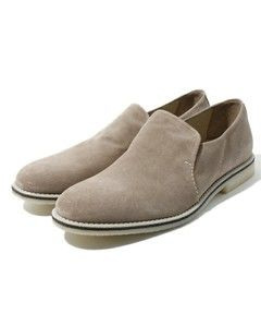 agnes b. HOMME / CU11 CHAUSSURE(モカシン)