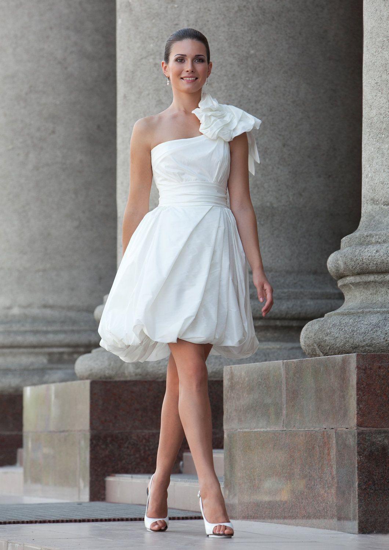 White Short Dress For Rehearsal Dinner Or Beach Wedding 390 00 Via Etsy