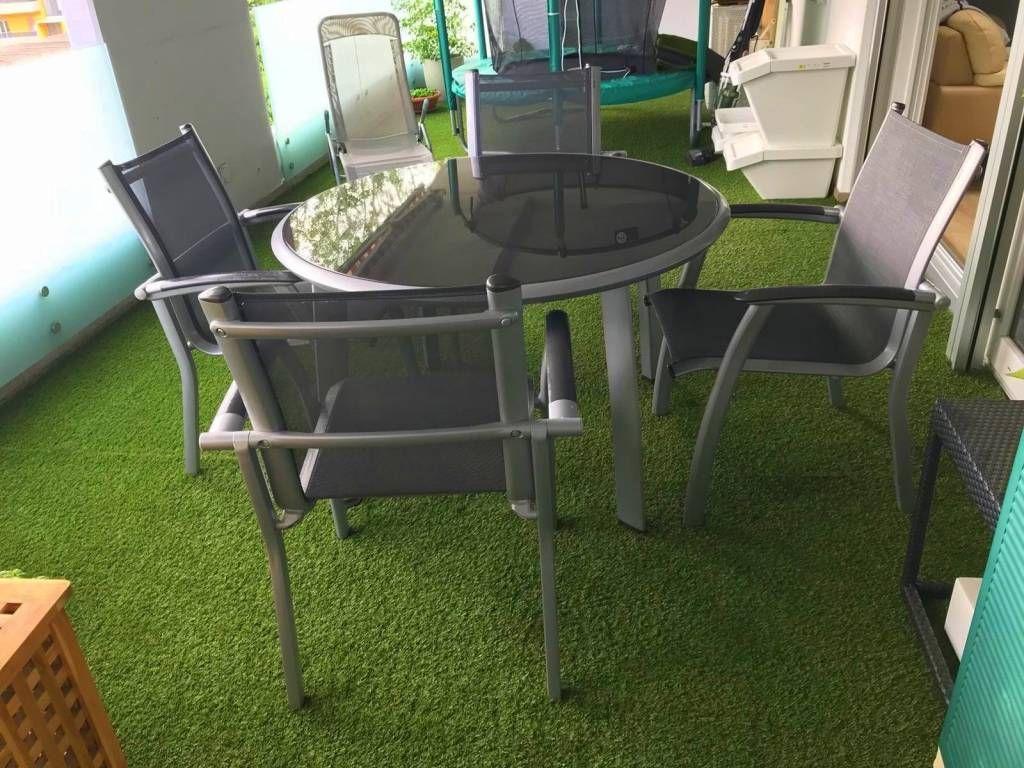 Terrazzo di casa in erba sintetica idee abitative #terrazzo #casa