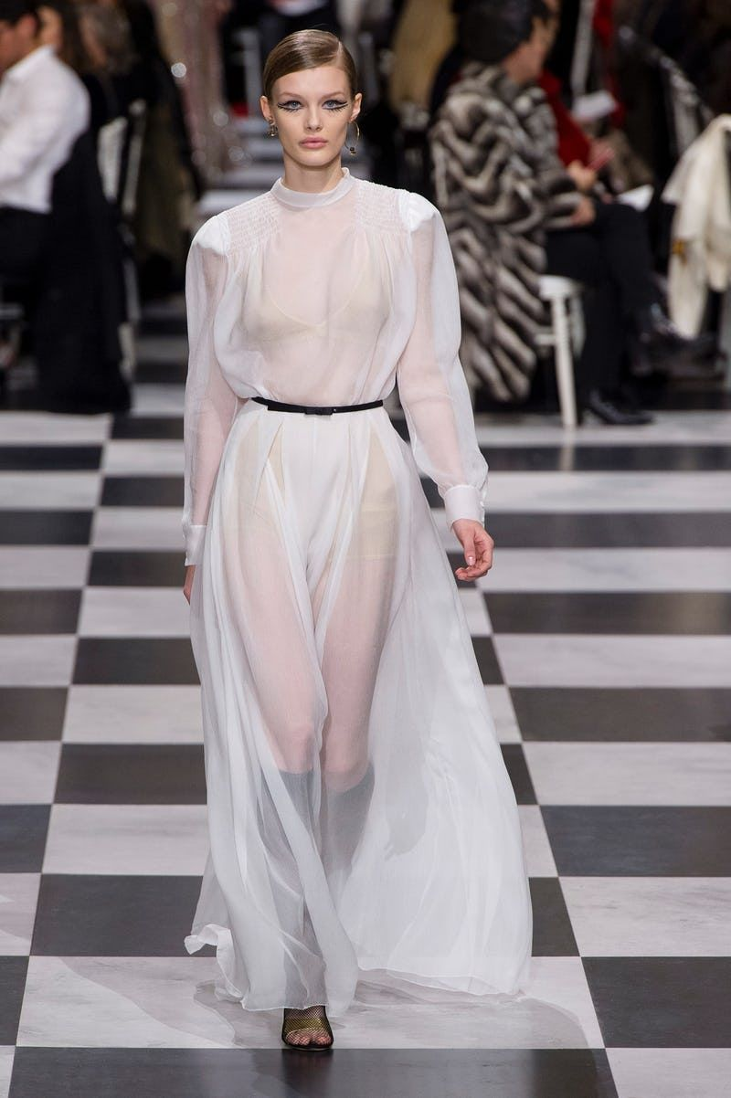 Christian Dior Fall 2018 Couture Show Collection   HYPEBAE