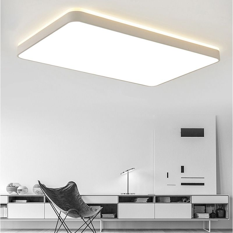 Led Modern Decoration Ceiling Light Rectangle Square Ceiling Light