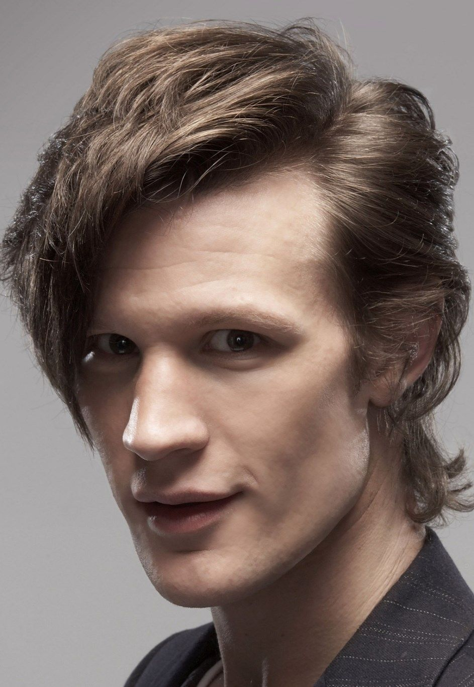 Matt Smith❤️ yes, David is my favorite and has worked his Scottish way into my heart, but I love Matt too!
