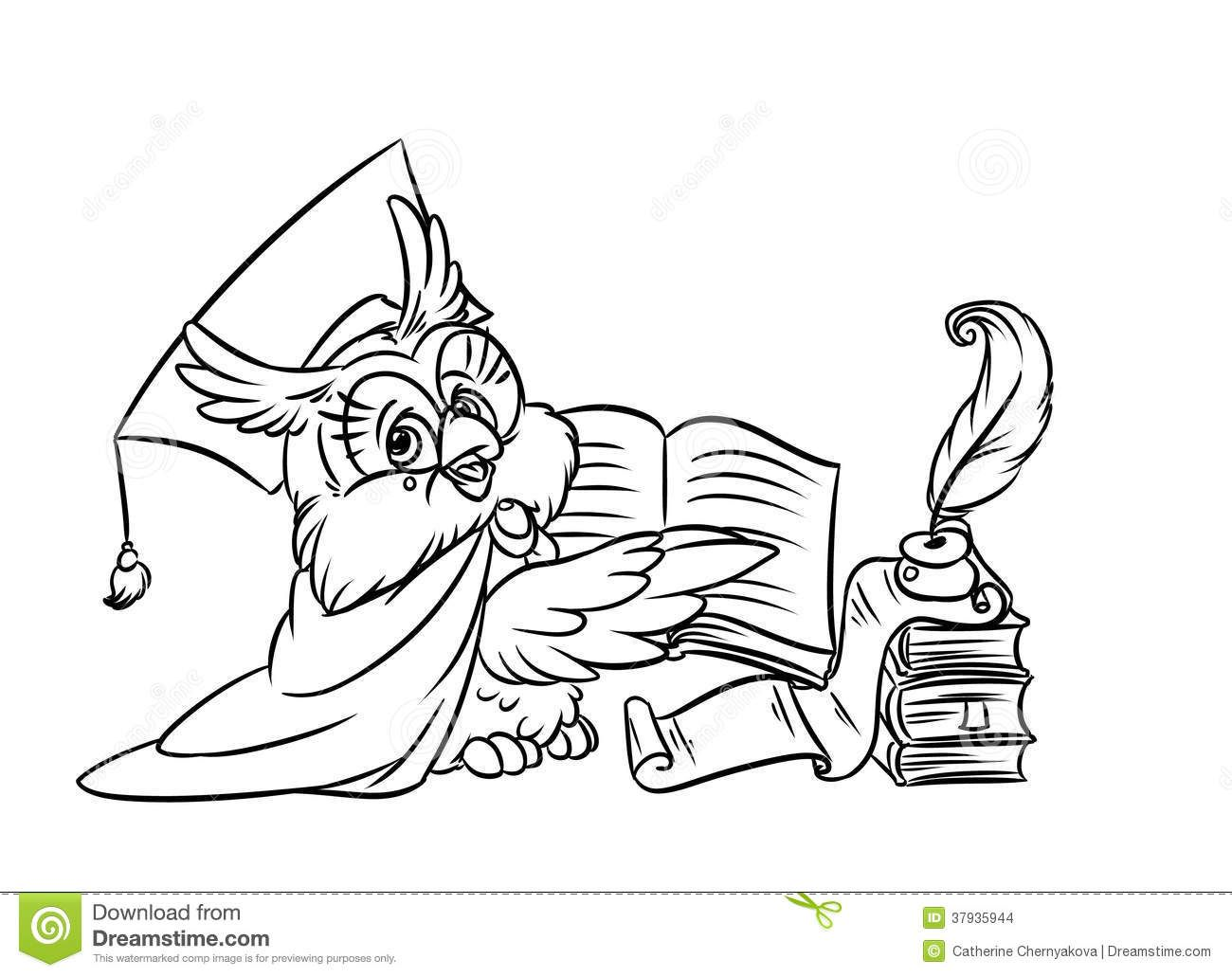 Coloring Owl Pages Reading 2020 Owl Coloring Pages Coloring