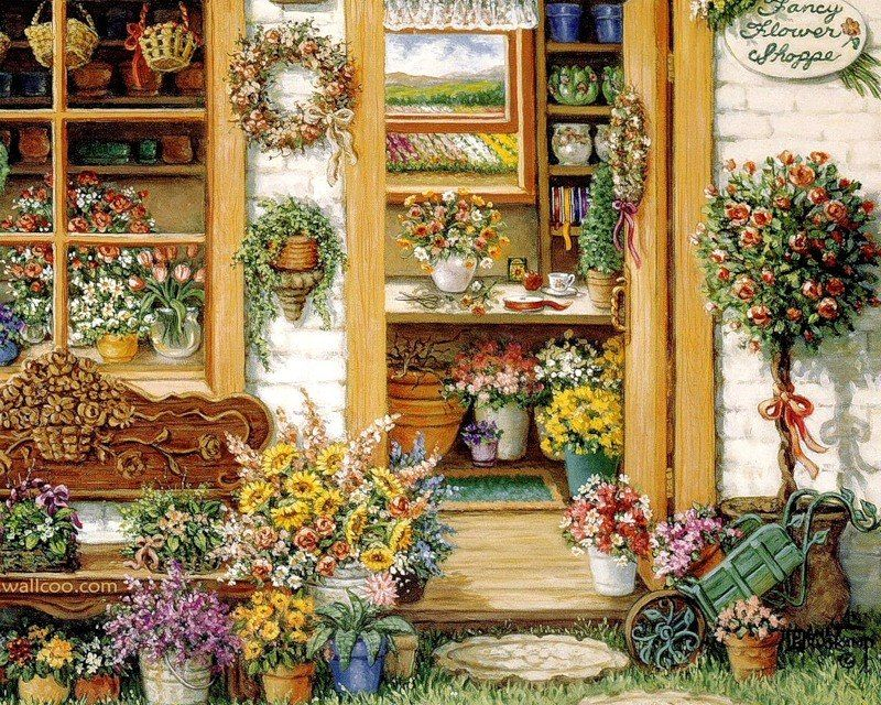 """Декор и заготовки из дерева """"Golden LES"""""""