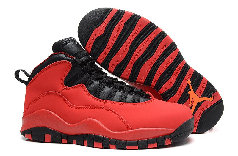 914e39ef421 Air Jordan 10 Genuine Mid Red Black - Our online store carries wide  selections of cheap jordans for sale that you can easily browse to make  knowledgeable ...