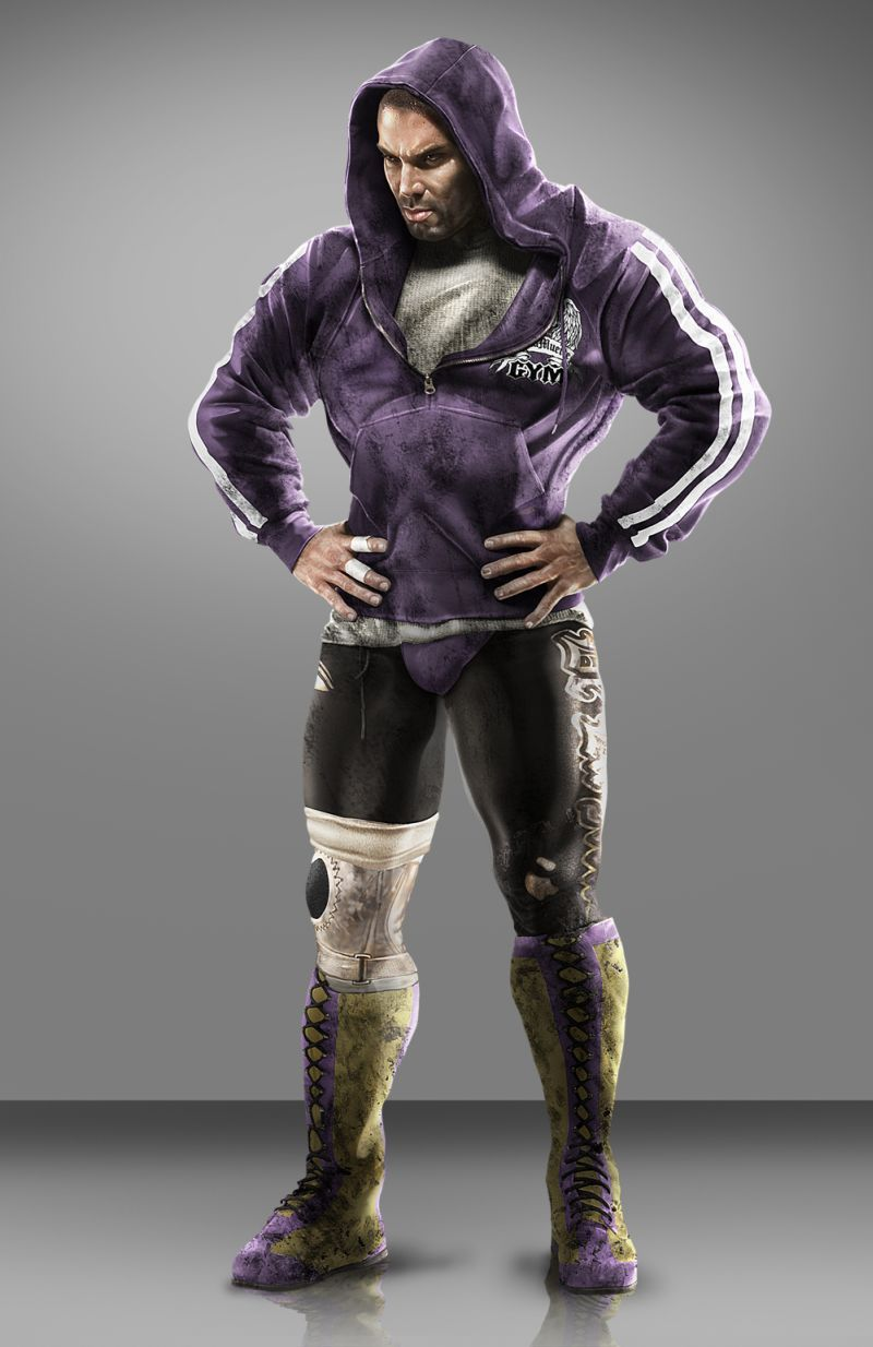 Quick Shots Saints Row The Third Concept Art And Character