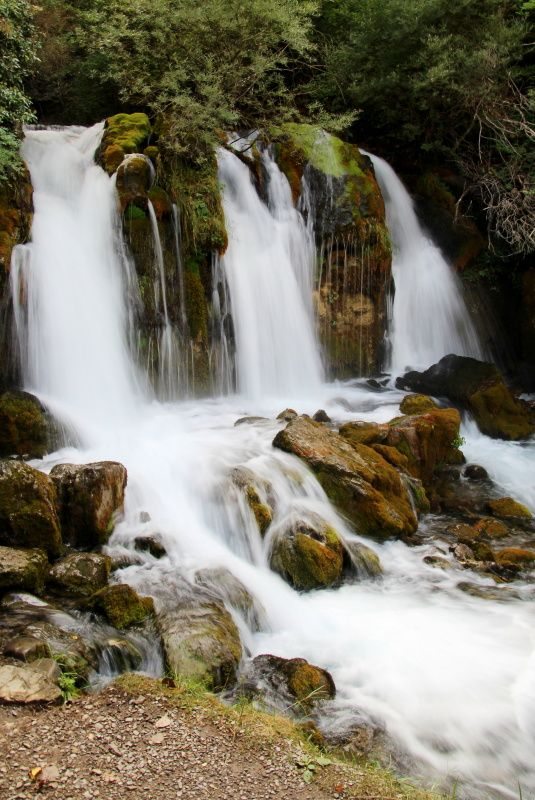Rutas Mar Mon Bullidor De La Llet Y La Dou Del Bastareny Cascadas Rutas Rutas De Senderismo