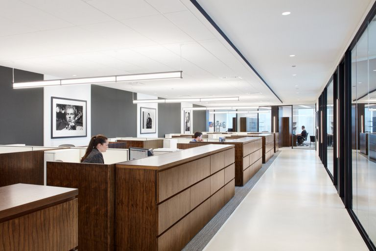 Levy Family Partners Offices Chicago 7 Commercial