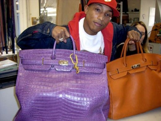 38bdfe74afdc The Birkin Bag of Shame  More cash than dash   He has so much money ...