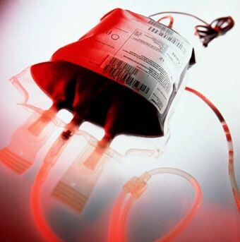 Blood transfusion pack