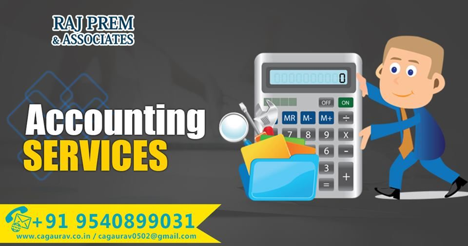 We Are The Best Accounting Services Provider Firm Of Certified