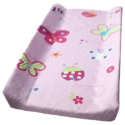 Summer Infant Butterfly Changing Pad Cover - Pink : Target Mobile