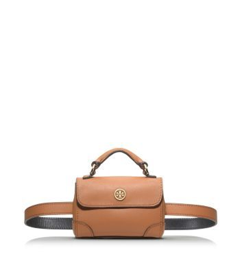 Tory Burch Robinson Waist Pack Belt Bag Not Sure If I Should Invest Anymore Money Trying To Bring Back Packs But This Is On And It S