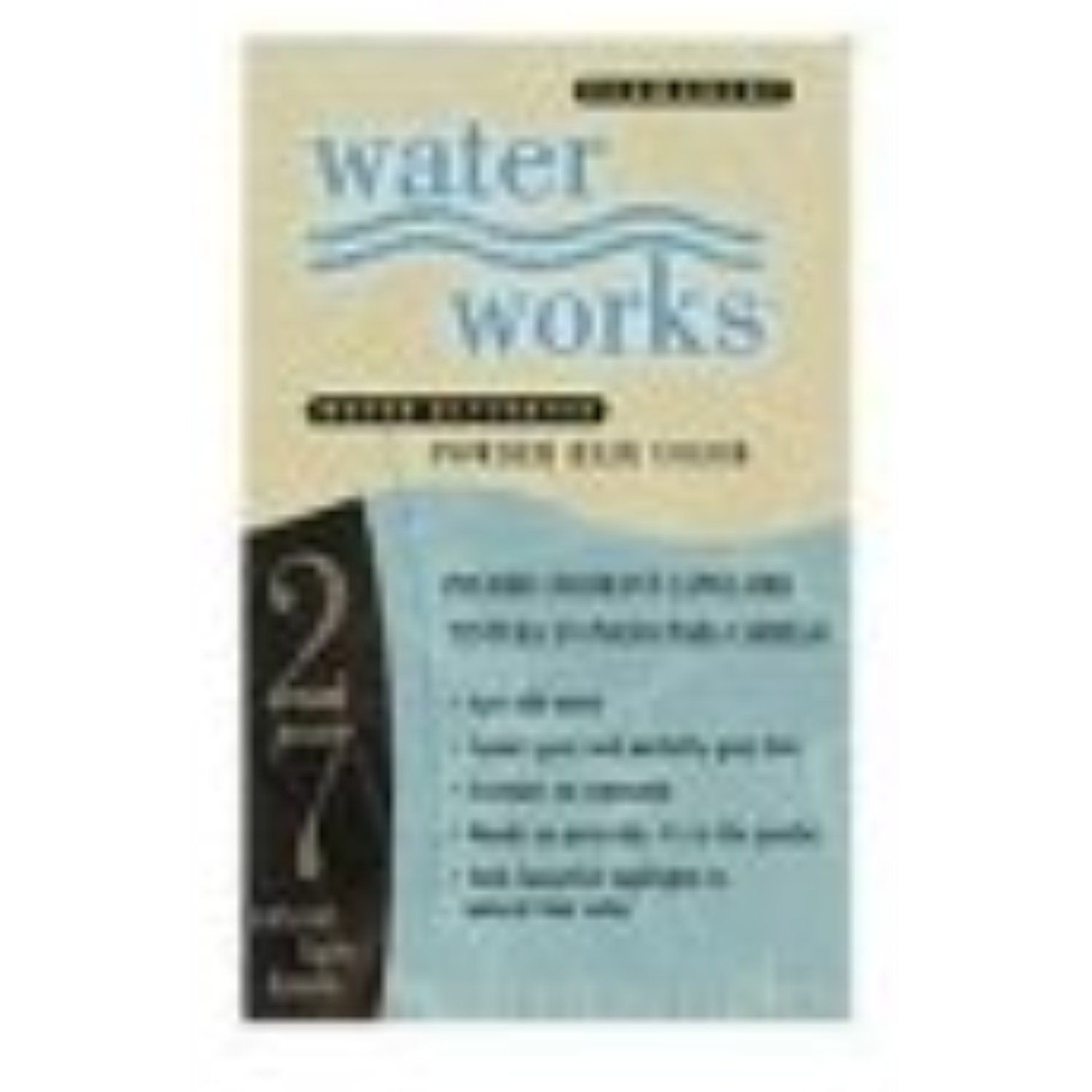 Water Works Hair Care Pinterest Natural