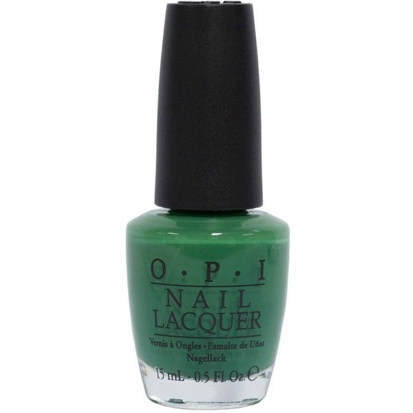 OPI Nail Lacquer - Don\'t Mess With OPI (12 CAD) ❤ liked on Polyvore ...