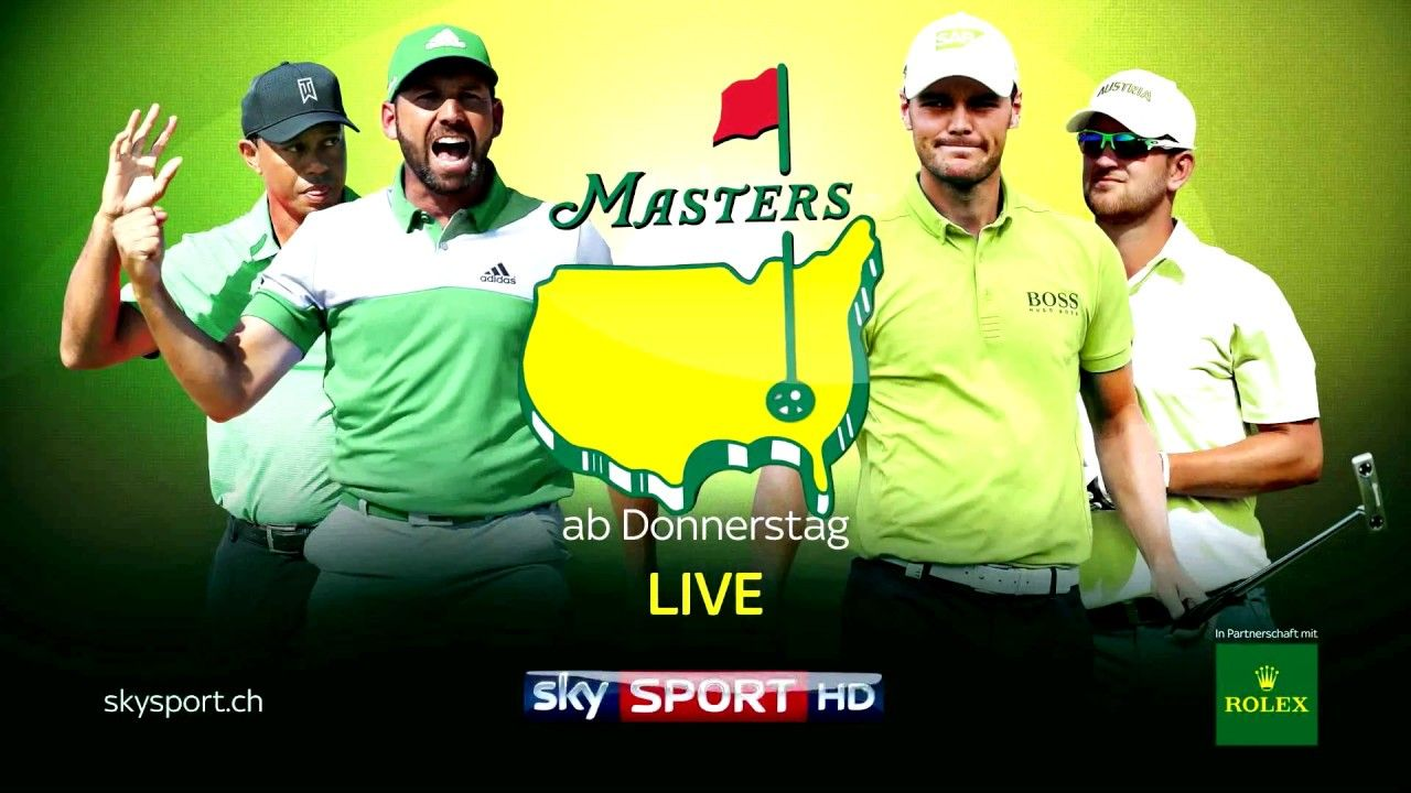 Masters Golf 2020 Live Stream Tv Channel List On Sky
