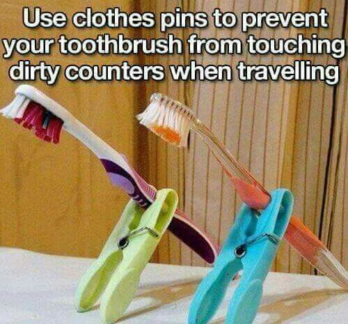 Pin by Michelle Allen on General Life Hacks | Brushing ...