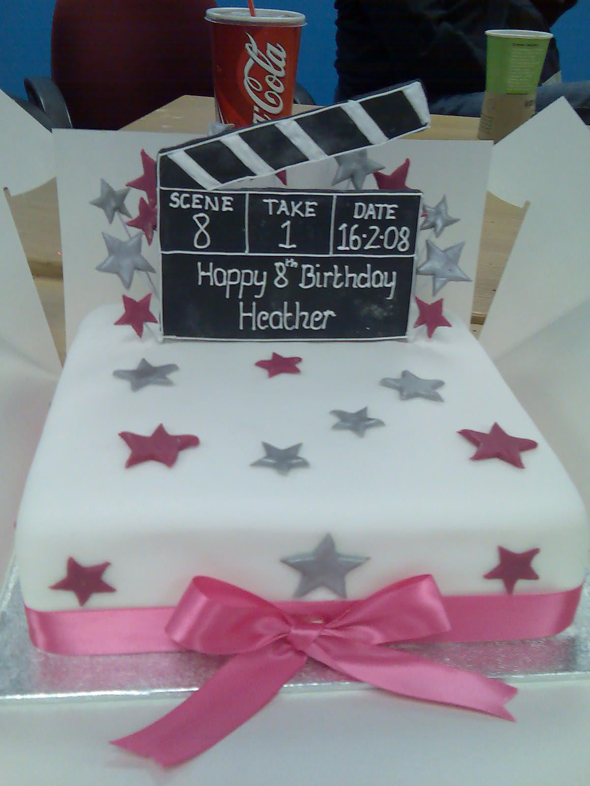 Google themes movies - Movie Party Cake Google Search