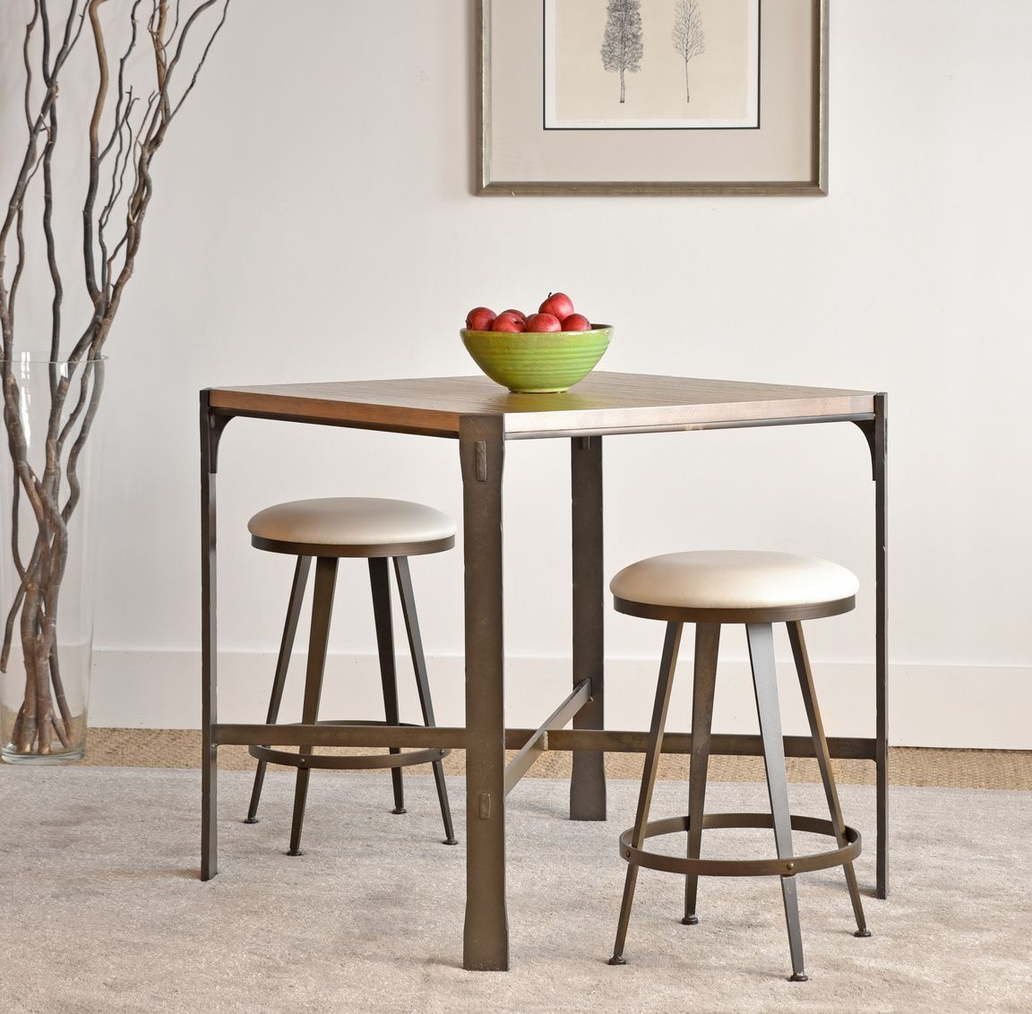Barstools by Charleston Forge. Quality hand forged furniture made ...