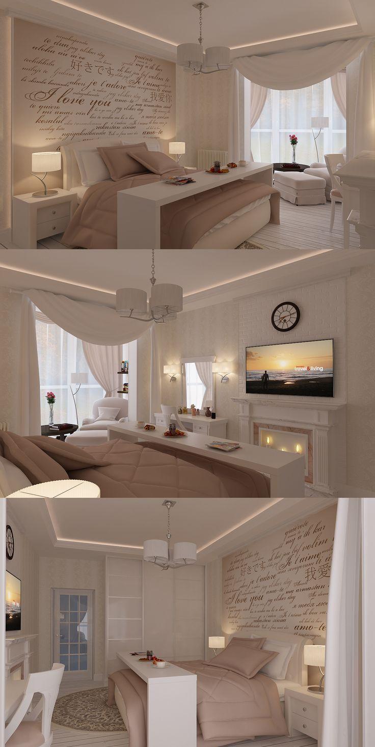 Cozy Bedrooms Cozy Bedroom Nice Colorsvery Practical Table To Have Breakfast