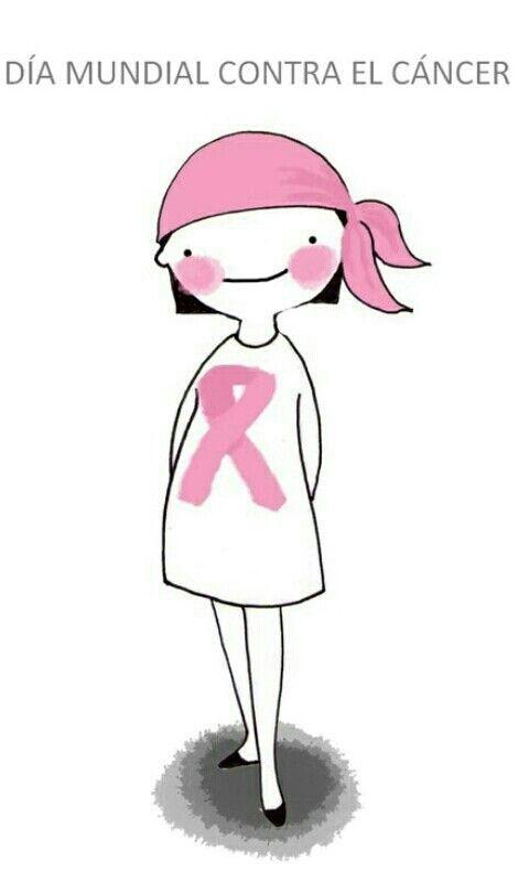 Siempre Dia Mundial Del Cancer Concienciacion Sobre Cancer Cancer De Mama Lazo