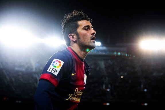 David Villa, Forward, Spain | 18 Sexiest Soccer Players To Look Out For This World Cup