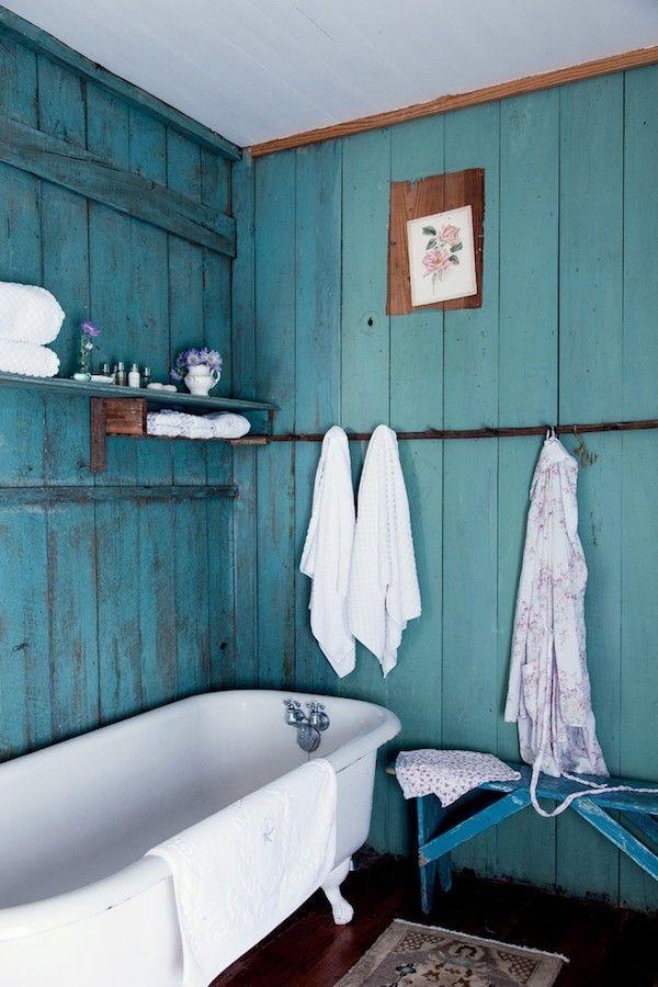shabby chic badezimmer grüne wände Badezimmer Ideen u2013 Fliesen - shabby chic badezimmer