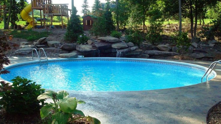 oval swimming pool designs and plans decoration 12 idea | Backyard ...