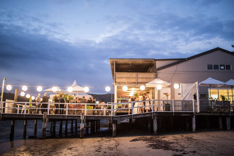 find this pin and more on wedding ideas the boathouse in sydney palm beach