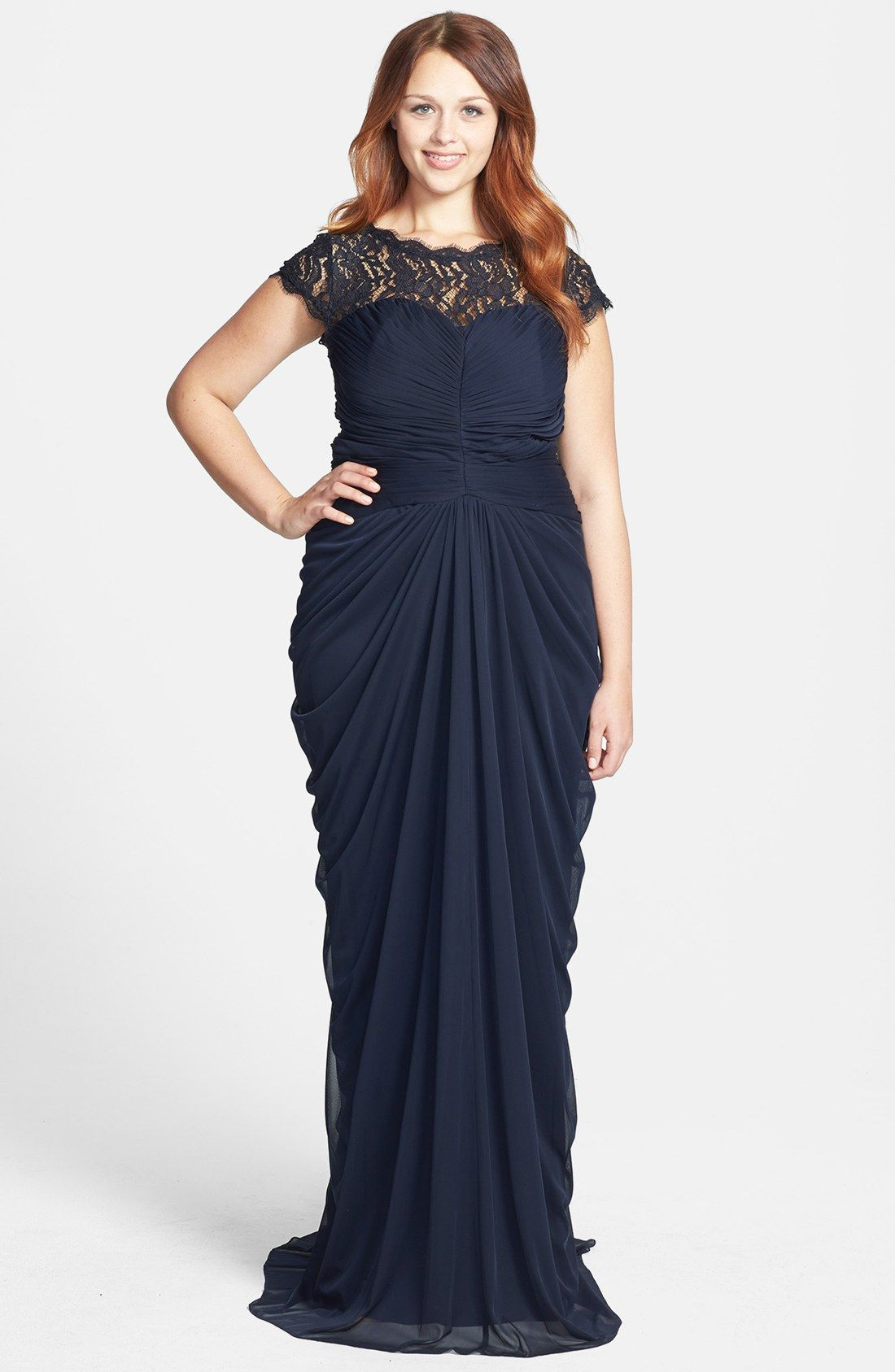 Adrianna papell maxi dresses blue
